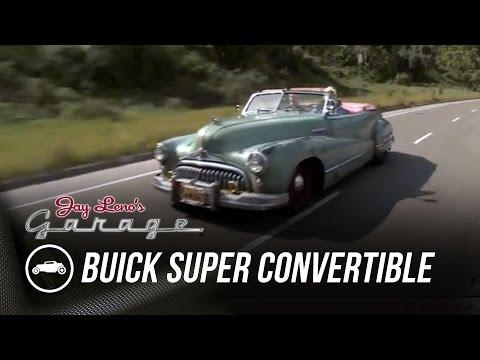 ICON Derelict: 1948 Buick Super Convertible
