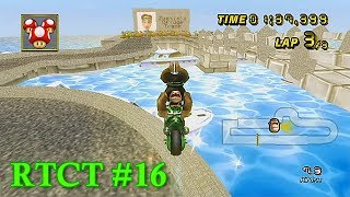 getlinkyoutube.com-Mario Kart Wii - Rate That Custom Track #16 ~ Snorkel Kong