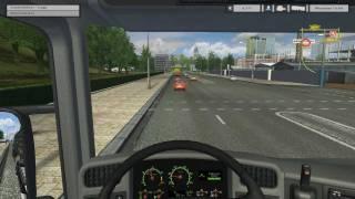 getlinkyoutube.com-Euro Truck Simulator - Patch 1.3 - HD Gameplay - www.svetsim.cz