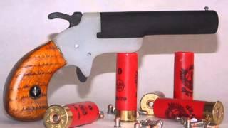 getlinkyoutube.com-Пластиковый Colt Derringer мод №3 своими руками