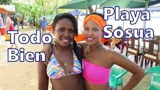 getlinkyoutube.com-'Bienvenido' Playa Sosua Todo Bien! Sosua, Dominican Republic