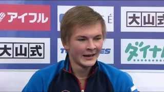 getlinkyoutube.com-Rostelecom Cup 2015 Men FS Group 2