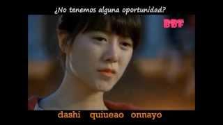 getlinkyoutube.com-BBF - Ji Sung - Jisun - Qué debo hacer? - What Do I Do - OST - Sub. Español & Pronunciación