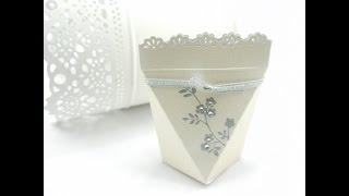 getlinkyoutube.com-Mini Wedding Favour Box