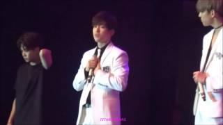 getlinkyoutube.com-[FANCAM] 151128 GOT7 1st Fanmeeting in Jakarta - Confession Song '고백송' (JB & Junior Focus)