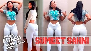SUMEET SAHNI ❀ Fitness Model ❀ Girls India - Butt and Thigh Workout for a Round Lifted