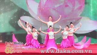 getlinkyoutube.com-Múa hoa sen - Nippon Paint Viet Nam