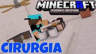 getlinkyoutube.com-SÉRIE Nova: Cirurgia No Minecraft PE 0.14.0!!