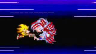 getlinkyoutube.com-Sonic Ultimate Sprite Battle FULL VIDEO!!!!
