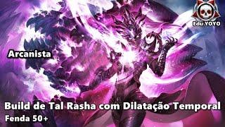 getlinkyoutube.com-Diablo 3 Reapers of Souls Patch 2.2 - Build de Tal Rasha com Dilatação Temporal Arcanista PTBR