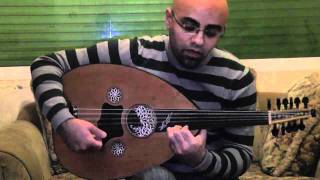 getlinkyoutube.com-تمارين عود -    tareq Al jundi - oud ex 1