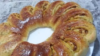 getlinkyoutube.com-خبزة عامرة بالطون  فطيرة بالتونة