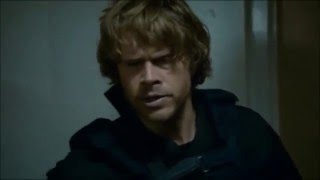 getlinkyoutube.com-NCIS: Los Angeles 7x24 Densi Scenes - A Booger in Kensi's Nose?