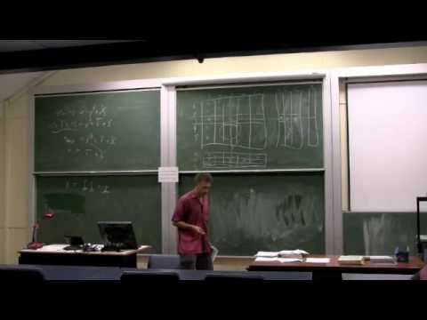 Lecture 3 Part 1 Basic input-output relationships