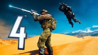 Battlefield 4 Random Moments #94 (Ninja Enters The Battlefield!)