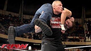 getlinkyoutube.com-Roman Reigns & Dean Ambrose vs. The New Day: Raw, February 1, 2016