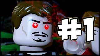 getlinkyoutube.com-LEGO MARVEL'S AVENGERS - Part 1 - Avengers Assemble!