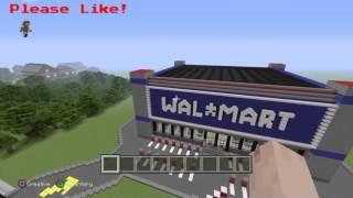 getlinkyoutube.com-Minecraft Town Tour - Highland Ridge (1)