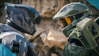 getlinkyoutube.com-Halo vs Destiny : Live Action Battle