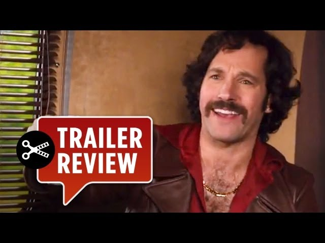 Anchorman 2: The Legend Continues (2013) - Will Ferrell Movie HD