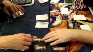 getlinkyoutube.com-YuGiOh Performage Pendulum vs Burning Abyss G1