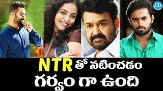 getlinkyoutube.com-Janatha Garage : Unni Mukundan To Play Villain Role In Junior NTR's New Film || Koratala Siva