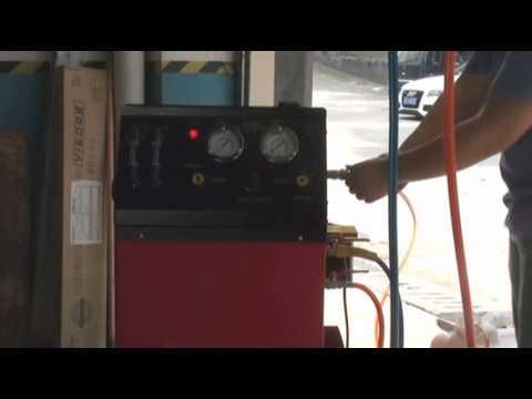 GD-322 Transmission Fluid Oil Exchanger Video