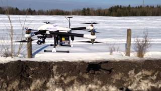 SKY-Hero SPYDER 850 Ready to Fly