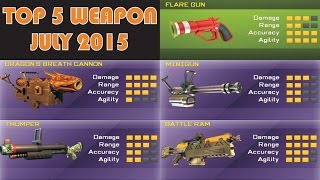 getlinkyoutube.com-Respawnables | Top 5 Weapons | July 2015