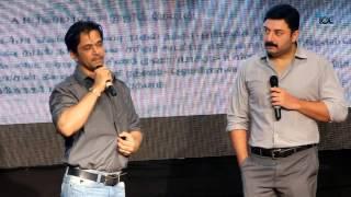 Thani Oruvan Aravind Samy and Mudhalvan Arjun on Kadal film Fulloncinema