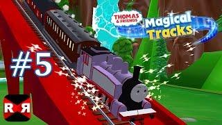 getlinkyoutube.com-Thomas and Friends: Magical Tracks - Kids Train Set - All Surprise Packs & Characters Unlocked #5