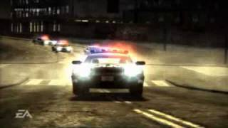 getlinkyoutube.com-Need For Speed: Most Wanted Trailer 1 - E3 2005