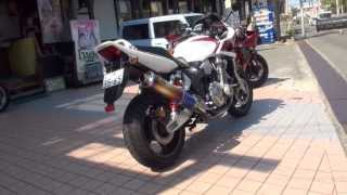 getlinkyoutube.com-豪快サウンド CB1300 SUPER BOL D'OR ホンダ・CB1300 スーパーボルドール