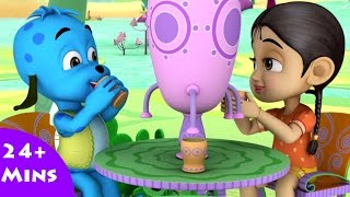 getlinkyoutube.com-Greetings From Dazzle Land ✿ Bommi & Friends ✿ Chutti TV | Tamil Moral Stories For Kids |3DAnimation
