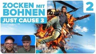 getlinkyoutube.com-[2/2] Just Cause 3 mit Ben und Johannes   Zocken mit Bohnen   09.10.2015