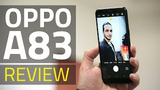 Oppo A83 Review | Camera, Specs, Performance and More width=