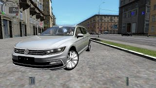 City Car Driving 1.5.3 VW Passat Variant B8 [G27]