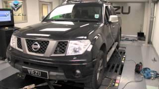 getlinkyoutube.com-Nissan Navara Tuning and ECU remapping at Viezu