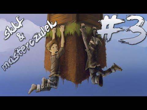 Minecraft Interaktywnie #3, sezon 3 - creepery rozsadzają wyspę