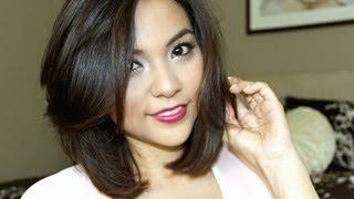 getlinkyoutube.com-How I Straighten My Short Hair!