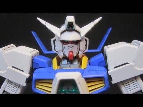 MG Age-1 Normal (Part 1: Unbox) Gundam Age gunpla 1/100 model review