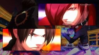 getlinkyoutube.com-KOF XIII (13) - All Cutscenes, endings of KOF XIII (Arcade English Version)