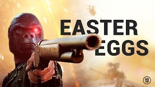 Top 10 Easter Eggs #2 ★ Battlefield Hardline