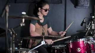 getlinkyoutube.com-Payphone - Maroon 5 (Drum Cover) - Rani Ramadhany