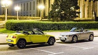 getlinkyoutube.com-Honda Beat vs Suzuki Cappuccino