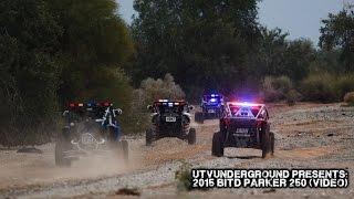 getlinkyoutube.com-UTVUnderground Presents: 2015 Parker 250 - Polaris Racing