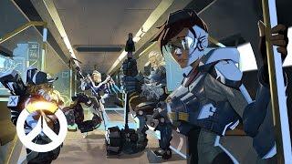 Overwatch - King's Row Uprising Origin Story