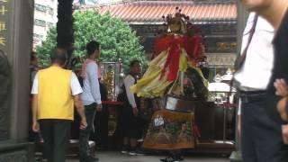 getlinkyoutube.com-2013艋舺晉德宮助順將軍聖誕繞境 - 七爺不見了