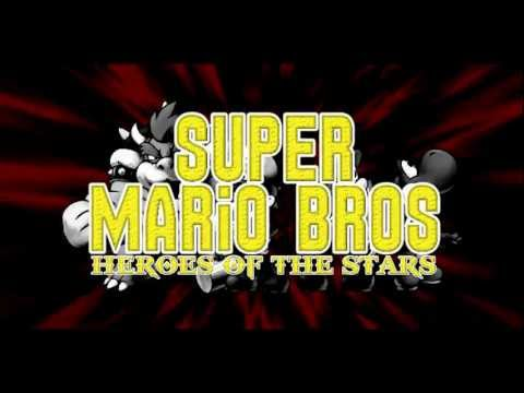 Super Mario Bros Heroes of the Stars Opening - Joy to the World