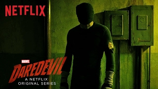 Marvel's Daredevil   Hallway Fight Scene [HD]   Netflix